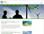 Neuer Internet-Auftritt zum Brasilien-Projekt der BBB