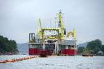 Nexans verbindet Norwegen und Großbritannien