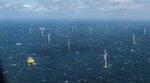 Schweizer Offshore-Windpark Global Tech I in der Nordsee am Netz