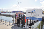 The Netherlands: EMS Maritime Offshore opens berthing jetty for offshore vessels in Eemshaven