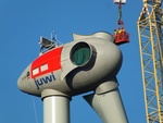 juwi-Windpark Veldenz-Gornhausen: Millimeterarbeit in schwindelerregenden Höhen