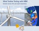 """HBM nimmt mit den Tochtergesellschaften nCode und FiberSensing an der """"EWEA 2015"""" in Paris teil"""