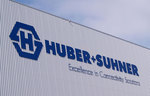 HUBER+SUHNER: Umsatz zu konstanten Wechselkursen fast auf Vorjahresniveau