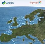 Airtricity will europäisches Supergrid