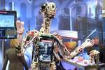 Roboter im Einsatz für Industrie 4.0