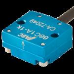 ASC stellt kapazitive Mittelfrequenz-Beschleunigungssensoren mit erweiterter Bandbreite und hoher Stoßfestigkeit vor