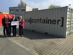 Deutsche Gesellschaft zur Rettung Schiffbrüchiger erhält Spende von ELA Container Offshore GmbH
