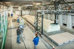 Germany: Manufacturing center for rotor blades starts operation