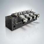 HAWE Hydraulik bietet das Proportional-Wegeschieberventil Typ PSV (F) mit CAN-BUS-Schnittstelle jetzt in vier Baugrößen an
