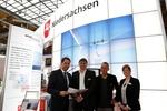Großes Interesse an neuem Produkt zur Optimierung von Offshorewindparks auf Hannovermesse