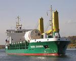 Mehrzweckschiff BREMER JOHANNA unter deutscher Flagge