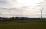 Windparkplanung in Einöllen