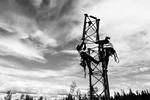 Arbeit auf Windturbinen - GWO-Kurse bei Berlin