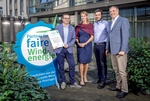 """WKN erhält Siegel als Partner für """"Faire Windenergie"""""""