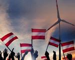 Österreich fordert 100% Ökostrom