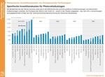 Prognose sieht weiter sinkende Produktionskosten bei Erneuerbaren