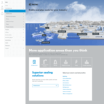 Neue Website für Roxtec