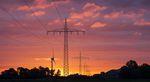 Windkraftanlagen bei Sturm reparieren