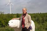 Energielehrpfad im Taunus begeistert kanadische Umweltministerin