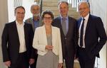 Aktionäre wählen Eveline Lemke zur Aufsichtsrätin