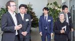 Japanischer Spitzenverband der Energiewirtschaft zu Gast bei e2m