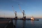 EPAS investiert in neue Mobilkrane für Hafenbetrieb am Nordkai in Emden