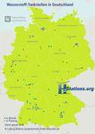 Deutschland hatte 2017 weltweit den höchsten Zubau an Wasserstofftankstellen