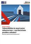 Blockchain kann Datensicherheit in Energieinfrastruktur verbessern