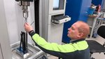 Cable retention testing: Verifying strain relief and anchorage performance