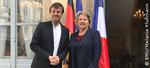 Schulze und Hulot: Klimaschutz und Erhalt der biologischen Vielfalt sind Schwerpunkte der Zusammenarbeit