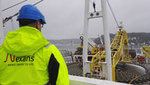 Beatrice Offshore Windfarm: Final Section of Nexans Power Export Cable Sails To Scotland
