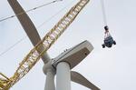 ABO Wind tauscht Getriebe von Fuhrländer-Anlage