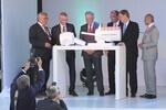 Siemens Gamesa feiert Einweihung seiner Fertigung für Offshore-Maschinenhäuser in Cuxhaven