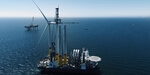 Offshore-Windprojekt Arkona: Erste Turbine steht