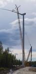 EFG Scandinavia installed first wind turbine