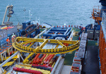 DOC successfully supervises the inner array cable installation of the MERKUR Offshore wind farm