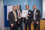 HAWE Hydraulik wird in Berlin ausgezeichnet für die effiziente Nutzung von Energie