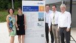 EnBW-Windpark Aalen-Waldhausen eingeweiht