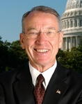 "Sen. Grassley receives ""U.S. Wind Champion Award"""