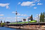 Energiewende nimmt Fahrt auf: NATURSTROM beliefert FlixTrain-Partner LEO Express mit Ökostrom