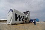 300 Besucher bei Baustellentag im Windpark Dürnkrut-Götzendorf II