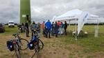 grün.power und GAIA mbH laden ein: Tag des offenen Windrads im Windpark Ebersheim am Samstag, 08.09.2018