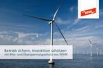 DEHN schützt Windenergieanlagen weltweit