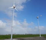 2x ANTARIS 10 kW in Holland