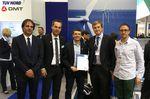 Windenergie: Nordex Energy Spain erhält erstes Komponentenzertifikat von TÜV NORD