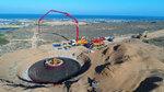 """Baufortschritt in unserem Windpark """"Mui Dinh"""" in Vietnam"""