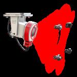 Lanzamiento mundial: Sistema de cámara DTEC-PRO Fácil de conectar a los sistemas de proyección láser CAD-PRO de LAP ya en uso