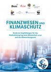 Finanzwesen und Klimaschutz