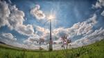First Turbine up at Zinkgruvan Wind Farm