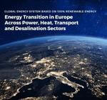 Study Shows Feasibility of European Energy Transition to 100% Renewables